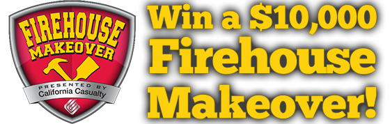 Win a Firehouse Makeover